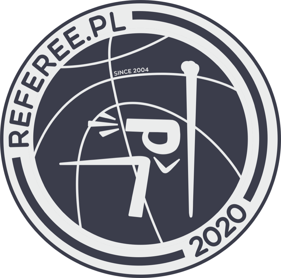 20200214 logo referee official 2020 dark navy